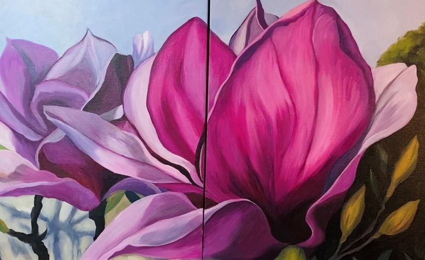 Blooms Live Magnolias